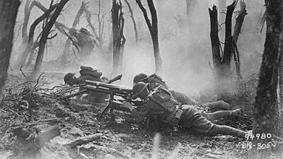 Cómo México metió a EEUU en la Primera Guerra Mundial