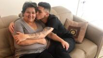 Muere la madre de Lucas Torreira por coronavirus