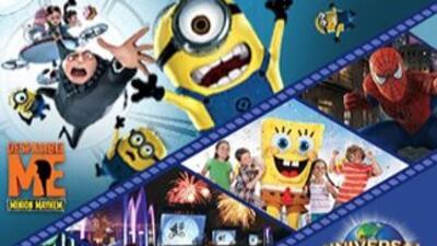 ¡Gana un día de diversión en Universal Orlando con 107.5 Amor!