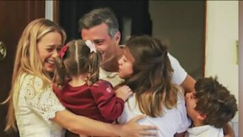 Así habría sido la salida de Venezuela del líder opositor Leopoldo López, quien ahora está en España
