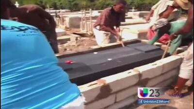 Trifulca en medio de sepelio en Cuba