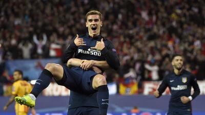Atlético de Madrid 2-0 Barcelona: Los 'Colchoneros' vuelven a echar al Barça en Champions