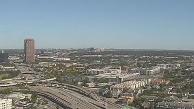 Cielos soleados y condiciones secas: el pronóstico para la tarde de martes en Dallas