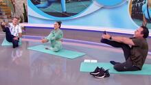 Saluda al sol y empieza con energía el día con esta popular rutina de yoga