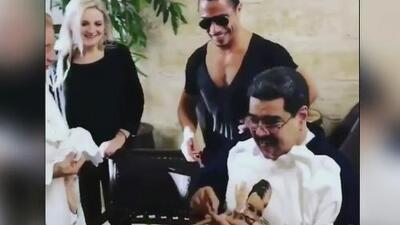 Grupo de venezolanos en Florida pedirán que el chef que sirvió comida a Maduro sea declarado 'persona non grata'