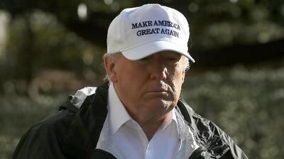 Con su visita a McAllen, Trump intensifica la batalla por el muro en un punto clave de la frontera
