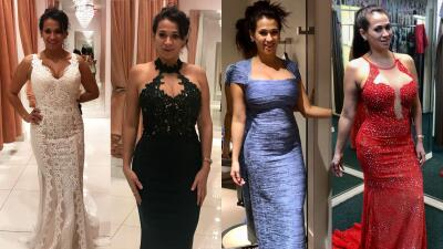 La locura: Carla Medrano aún no tiene su vestido para Premio Lo Nuestro 2018