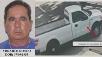 Revelan imágenes del sospechoso de atropellar mortalmente a un hombre en Miami y escapar de la escena