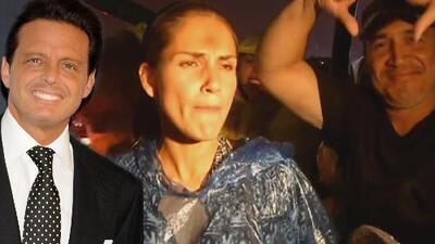 Luis Miguel cancela concierto y despierta la furia de fans que lo esperaron bajo la lluvia por más de tres horas