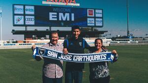 """""""No estaría aquí si no fuera por ellos"""": el guardameta de padres mexicanos más joven en la historia de la MLS"""