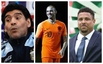 Futbolistas que engordaron en serio cuando se retiraron de las canchas