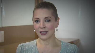 La pérdida de cabello, su fe y más: la entrevista a Edith González en 2017 sobre su lucha contra el cáncer