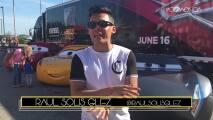 "Otra Onda Xtra: Gira de la pelicula ""Cars 3"" en Dallas"