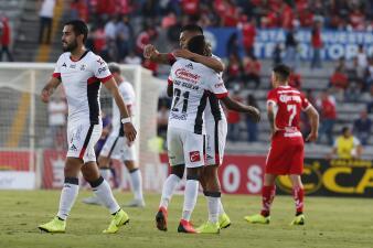 En fotos: Lobos BUAP se despide con honor del Apertura 2018 superando a Toluca