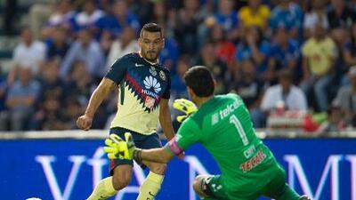 En vivo: Cruz Azul vs. América, ida cuartos de final la liguilla