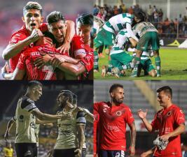Santos, Veracruz, Tijuana y Dorados ganan en la Copa MX