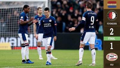 PSV sufre su primera derrota con asistencia del Guti y un Chucky desencanchado