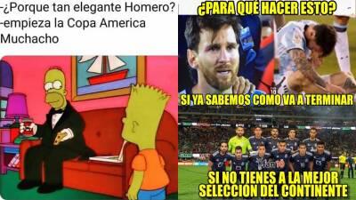 Memelogía: el humor también hace parte de la inauguración de la Copa América