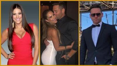 Ya no se esconden: Gaby Espino y Jaime Mayol están de romance