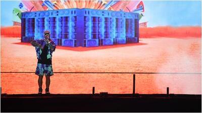 Si te gusta el reggaeton dale: J Balvin se prepara para 'romperla' en el festival Lollapalooza