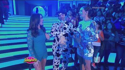 La 'Che Vaca' prometió no insultar más a Laura G