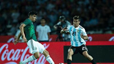 Argentina vs. México: horario y como ver el partido amistoso