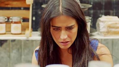 Rosario descubrió a Antonio y Paula besándose