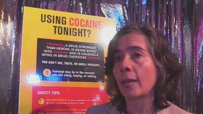 Advierten la presencia de fentanilo en el polvo de cocaína y lanzan una campaña de alerta en Brooklyn