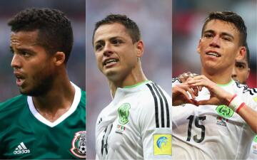 Los 18 mexicanos y más figuras de Liga MX que están considerados los mejores futbolistas del mundo