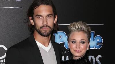 Kaley Cuoco y Ryan Sweeting hicieron acuerdo prematrimonial
