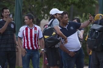 Así recibió la afición de Denver a la Selección Mexicana previo a su duelo ante Canadá