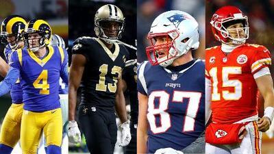Definidas las Finales de la Conferencia Nacional y Americana en la NFL