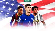 ¿Tiembla México? Estados Unidos tiene casi 60 futbolistas en Europa