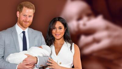 Meghan Markle celebra el primer Día del Padre del príncipe Harry con una tierna foto junto a Archie