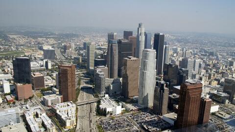 La temperatura sube en Los Ángeles