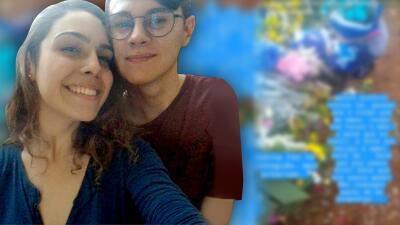 Novia de Rafael Miguel, actor presuntamente asesinado por su suegro, le manda mensaje en el Día de los Enamorados