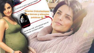 Las insólitas redes sociales: critican a Aislinn Derbez por aumentar de peso… y está embarazada