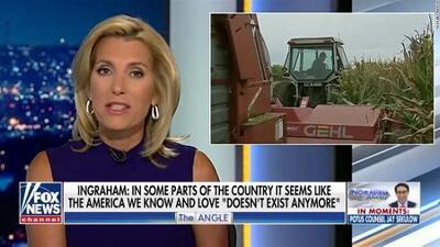 """Presentadora de Fox culpa a los inmigrantes de que """"el EEUU que conocemos y amamos ya no existe"""""""
