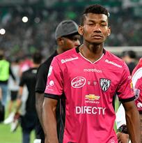 El contraanálisis confirma el positivo por cocaína del delantero ecuatoriano José Angulo