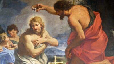 Oración y rituales para San Juan Bautista