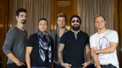 Backstreet Boys piden por la paz en Gaza