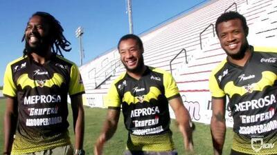 Así viven el duelo ante México los únicos trinitarios que juegan en el fútbol azteca