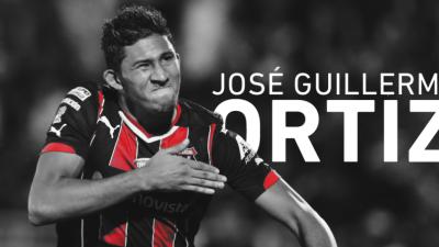 D.C. United ficha al costarricense José Guillermo Ortiz como préstamo