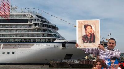 Anuncian crucero que se inspira en Selena Quintanilla y Chris Pérez será parte del entretenimiento