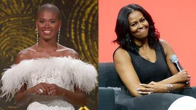 ¿Qué le preguntarías a Michelle Obama si la tuvieras enfrente? La poderosa respuesta de Ceylin Rosario
