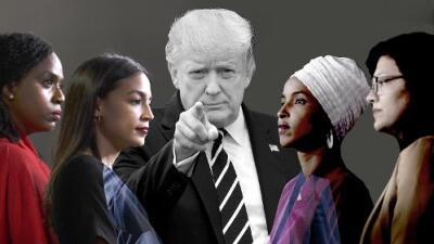 """""""Vete a tu país"""": lo que esconde la frase preferida de los racistas que ahora también usa Trump"""