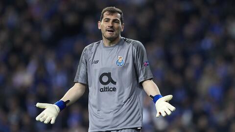 Iker Casillas eligió a su equipo favorito de la Liga MX y es uno de los 'cuatro grandes'