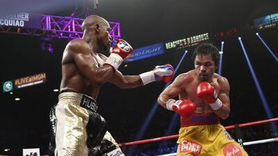 Manny Pacquiao quiere revancha ante Floyd Mayweather Jr.