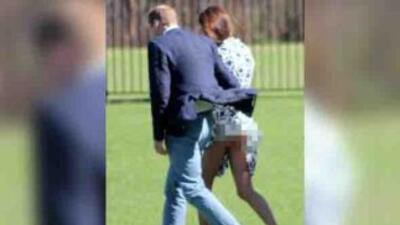 La foto de Kate Middleton que tiene molesta a la realeza