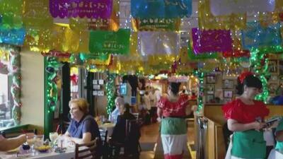 La experiencia mexicana completa: el objetivo del restaurante 'Mi Tierra Café' en San Antonio, Texas